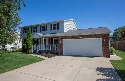West Seneca Single Family Home For Sale: 69 Tracy Lynn Lane