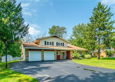 Erie County Single Family Home For Sale: 5150 Bank Street
