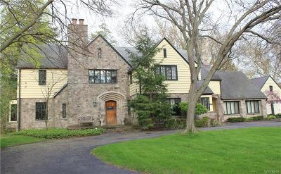 Niagara County Single Family Home For Sale: 3653 River Road