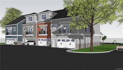 Erie County Condo/Townhouse For Sale: Sl#1 California #A