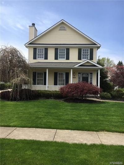 Hamburg Single Family Home For Sale: 4184 Tisbury Lane