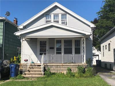 Buffalo Single Family Home For Sale: 76 Wilkes Avenue