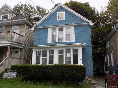 Buffalo Single Family Home For Sale: 491 Northland Avenue
