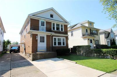 Kenmore NY Multi Family Home For Sale: $134,888
