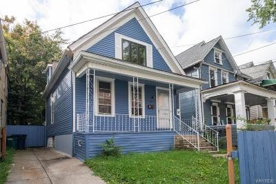 Buffalo Single Family Home For Sale: 1150 West Avenue
