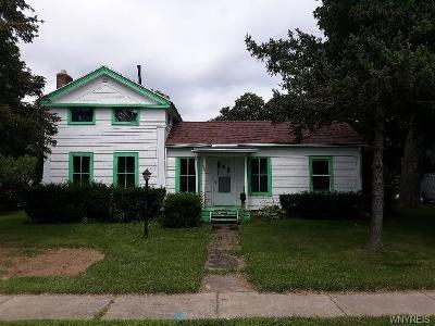 Elba Single Family Home For Sale: 15 West Avenue