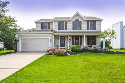 Erie County Single Family Home For Sale: 23 Woodgate Dr