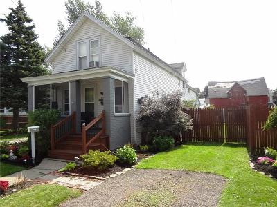 Buffalo Single Family Home For Sale: 131 Eden Street