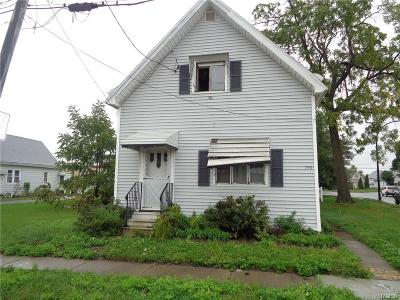 Buffalo Single Family Home For Sale: 759 S Ogden Street