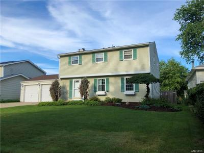 Erie County Single Family Home For Sale: 246 Fruitwood Terrace