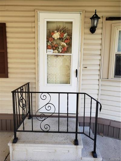 Buffalo Single Family Home For Sale: 34 Parkside Circle