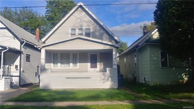 Buffalo Single Family Home For Sale: 255 Wyoming Avenue