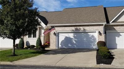 Erie County Condo/Townhouse For Sale: 273 White Oak Terrace