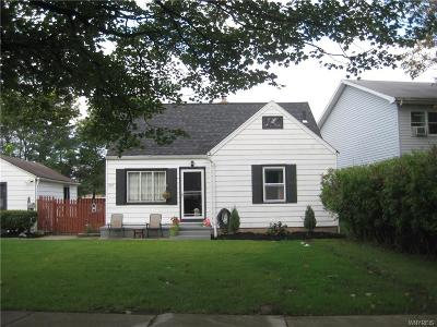 Amherst Single Family Home For Sale: 200 Hillcrest Drive