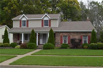 North Tonawanda Single Family Home For Sale: 341 Homestead Drive