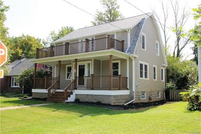 Erie County Single Family Home For Sale: 31 Norman Place