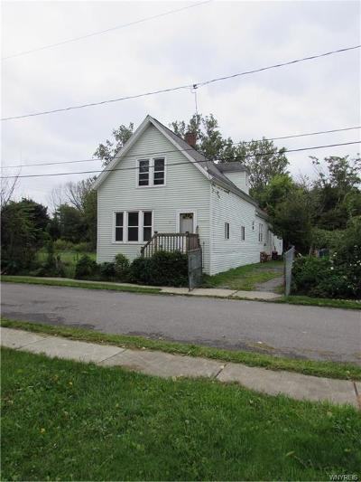 Erie County Single Family Home For Sale: 55 Pink Street