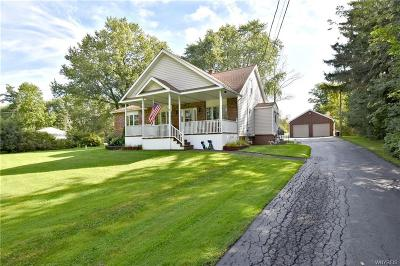 Erie County Single Family Home For Sale: 921 N Blossom Road