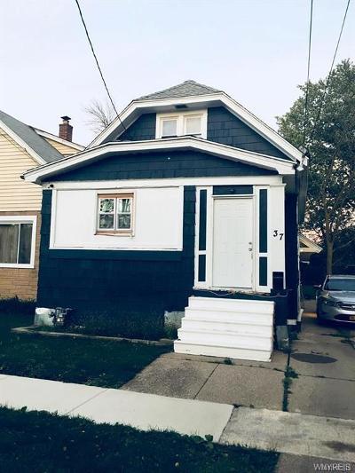 Buffalo Single Family Home For Sale: 37 Texas Street