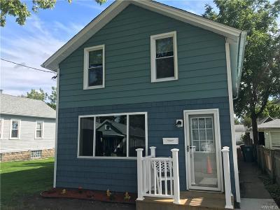 North Tonawanda Single Family Home For Sale: 181 Miller Street