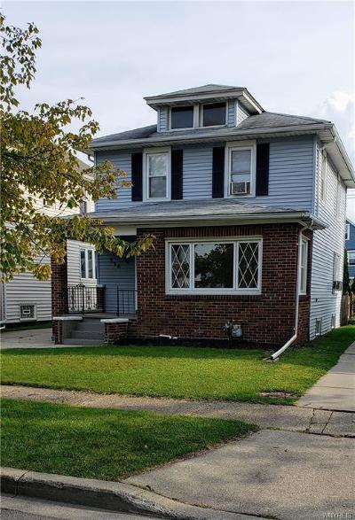 Erie County Single Family Home For Sale: 358 Wabash Avenue