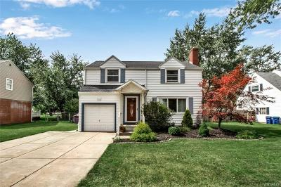 Amherst Single Family Home For Sale: 161 Avalon Drive