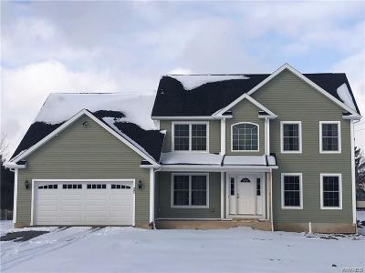 Akron NY Single Family Home For Sale: $424,900