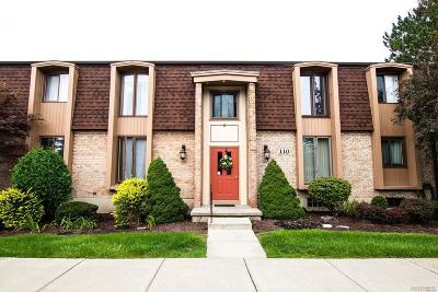 Amherst Condo/Townhouse For Sale: 110 Groton Drive #3