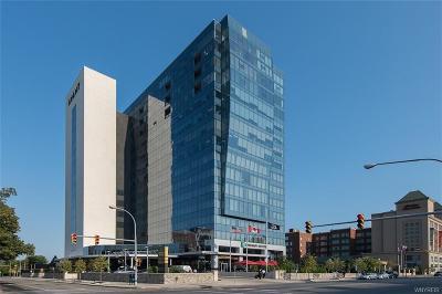 Buffalo Condo/Townhouse For Sale: 200 Delaware Avenue #1604