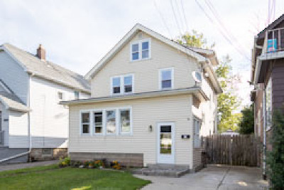 Amherst Single Family Home For Sale: 151 Springville Avenue