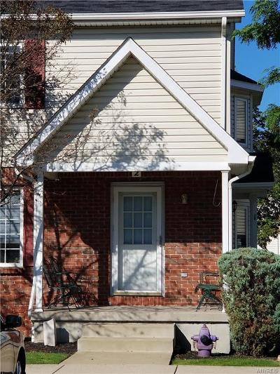 Amherst Single Family Home For Sale: 9 Keph Drive #2
