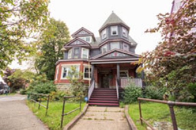 Buffalo Single Family Home For Sale: 375 Porter Avenue