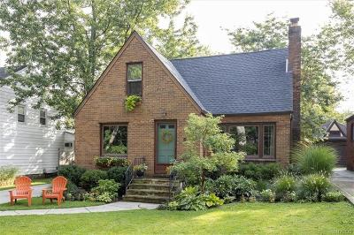 Amherst Single Family Home For Sale: 470 Berryman Drive
