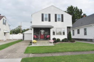 Niagara County Single Family Home For Sale: 633 92nd Street