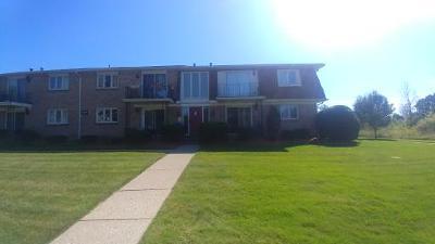 Amherst Condo/Townhouse For Sale: 61 Georgian Lane #8