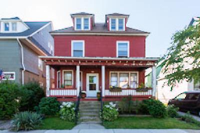 Buffalo Single Family Home For Sale: 41 Massachusetts Avenue