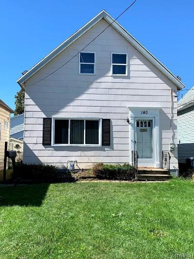 Buffalo Single Family Home For Sale: 140 Weiss Street