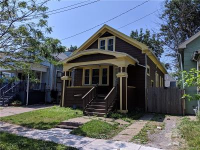 Buffalo Single Family Home For Sale: 337 Crowley Avenue