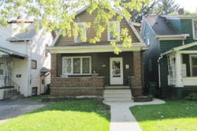 Niagara County Single Family Home For Sale: 4015 Bell Street