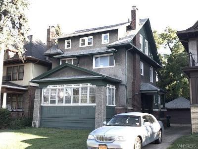 Buffalo Single Family Home For Sale: 62 Minnesota Avenue