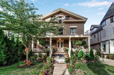 Buffalo Single Family Home For Sale: 40 Brantford Place