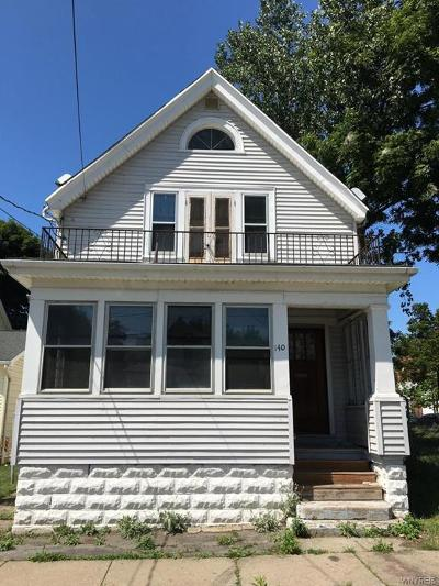 Buffalo Single Family Home For Sale: 140 Lemon Street
