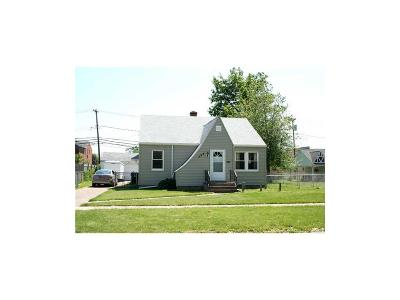 Tonawanda-Town NY Single Family Home Sold: $91,670