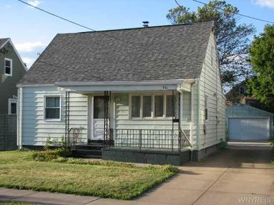 Single Family Home S-Closed/Rented: 144 West Woodside Avenue