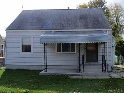 Single Family Home S-Closed/Rented: 185 South Legion Drive
