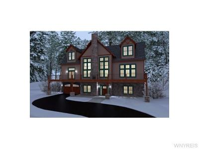 Ellicottville Single Family Home A-Active: 12 Corduroy Run