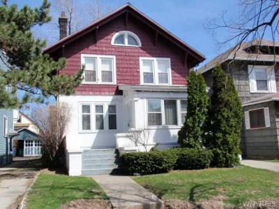 Buffalo NY Multi Family 2-4 S-Closed/Rented: $169,000
