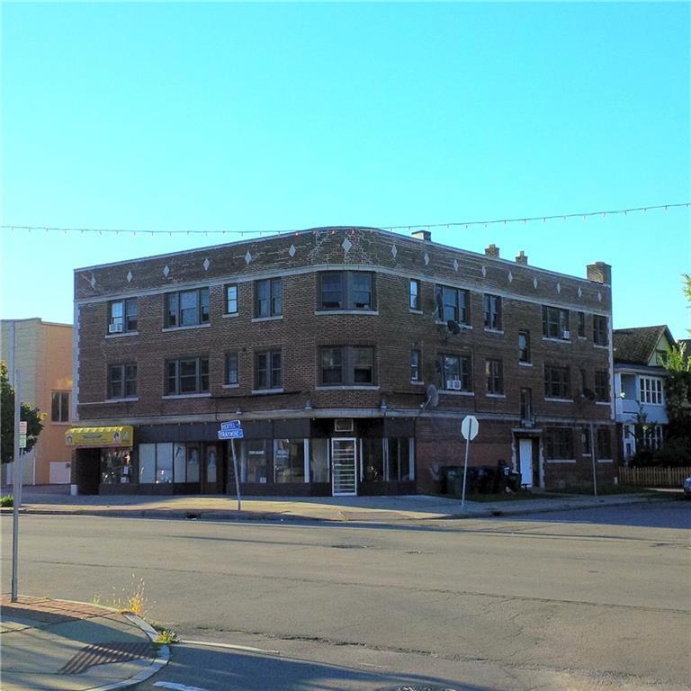 Listing: 1225 Hertel Ave, Buffalo, NY.