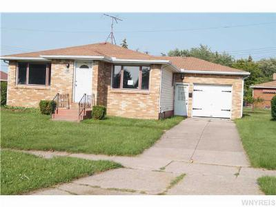 Single Family Home Sold: 126 McParlin Avenue
