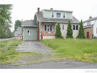 Single Family Home Sold: 3567 Harrison Avenue